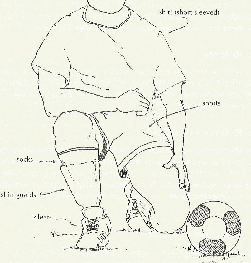 The Game of Soccer